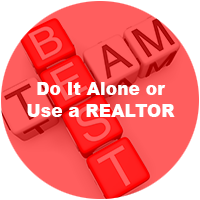 Do it Alone or Use a Realtor